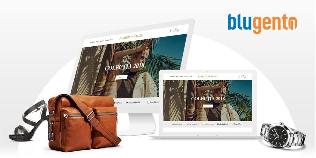 Creare Magazin Online Fashion
