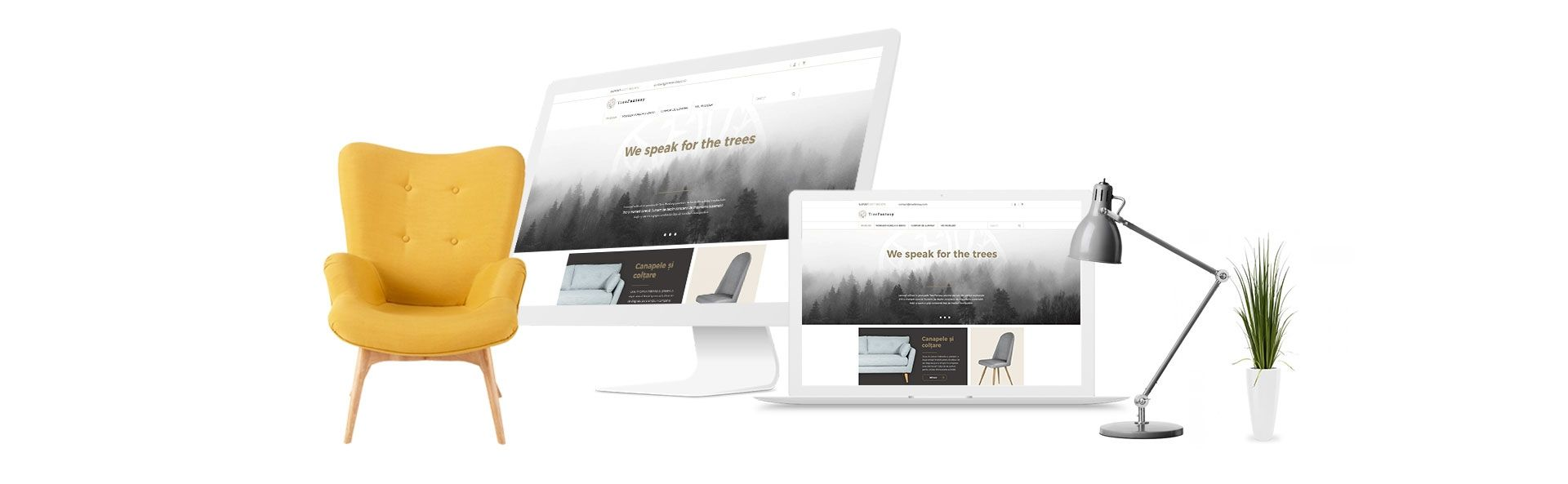 Creare Magazin Online HomeDeco