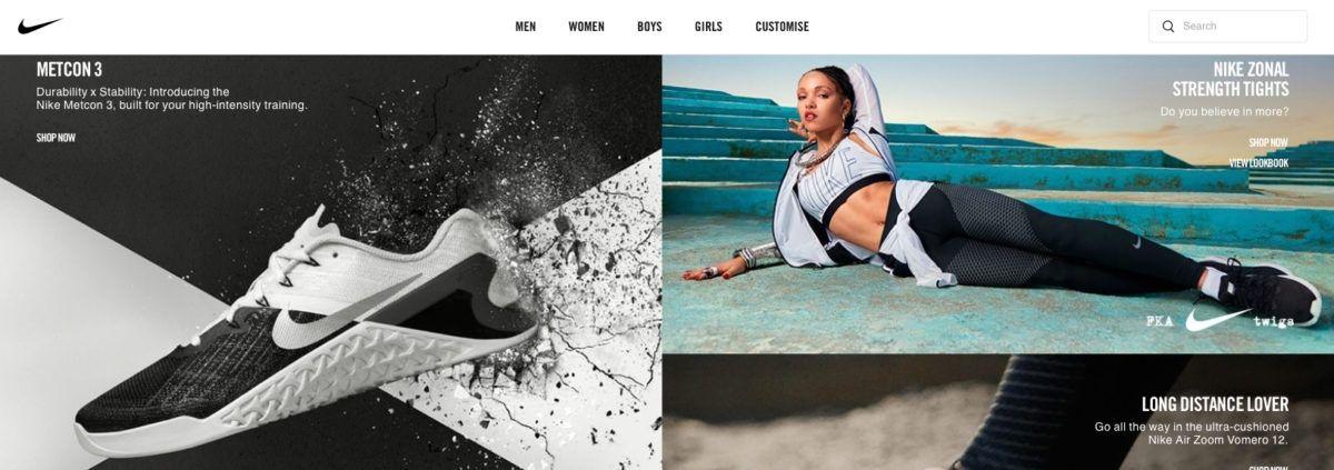 Comert Online Nike